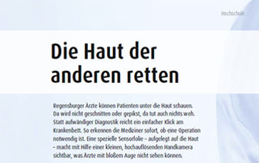 Section of Article Wirtschaft konkret 2014-07