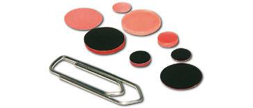 Optical oxygen sensor spots