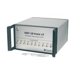 Multi-channel trace oxygen meter OXY-10 trace