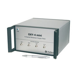 Multi-channel fiber optic oxygen meter OXY-4 mini