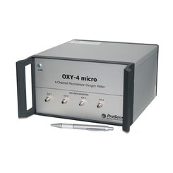 Multi-channel fiber optic oxygen meter OXY-4 micro