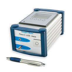 Stand-alone fiber optic trace oxygen meter Fibox 3 LCD trace