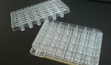 24-well plate with cover for microphysiometric cell monitoring