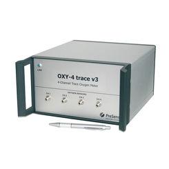 Multi-channel trace oxygen meter OXY-4 trace