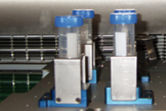 TubeSpin bioreactors on the SFR