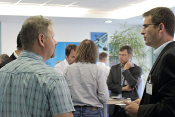 "9th ZIM-Network-Meeting of ""Smartlab"" at PreSens GmbH in Regensburg at June 26th, 2018"
