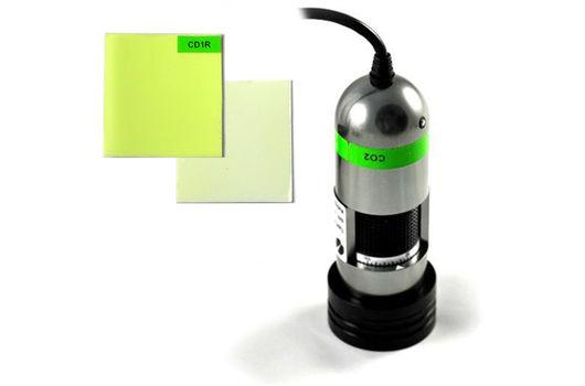 CO2 Sensor Foil and Detector Unit DU03