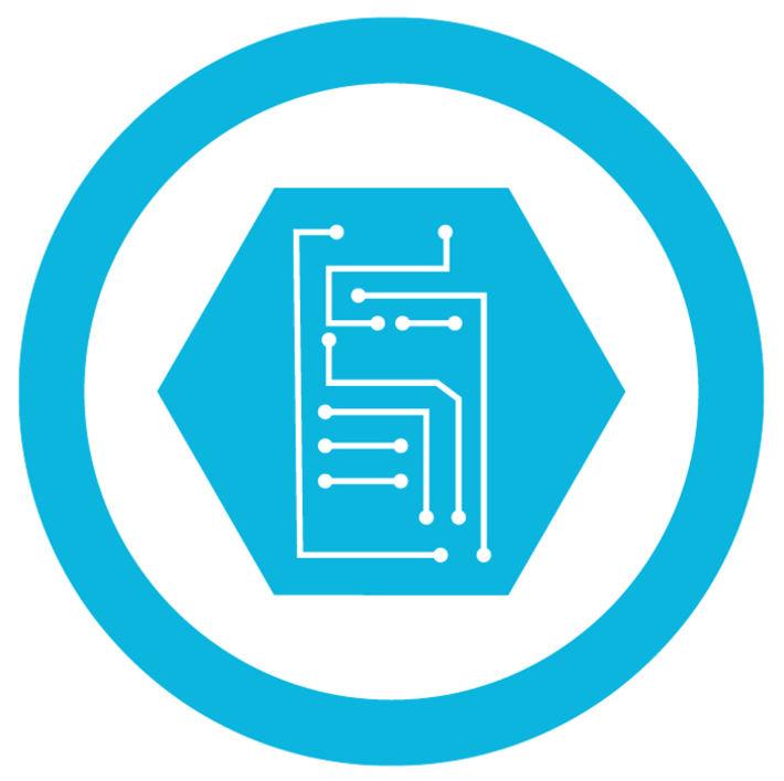 PreSens Electronics Design Icon