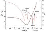 O2 Monitoring in E. coli Culture with the SFR